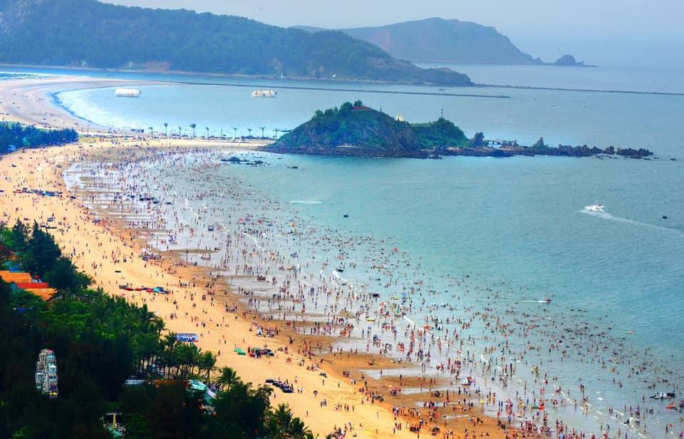 Biển Cửa Lò mùa du lịch