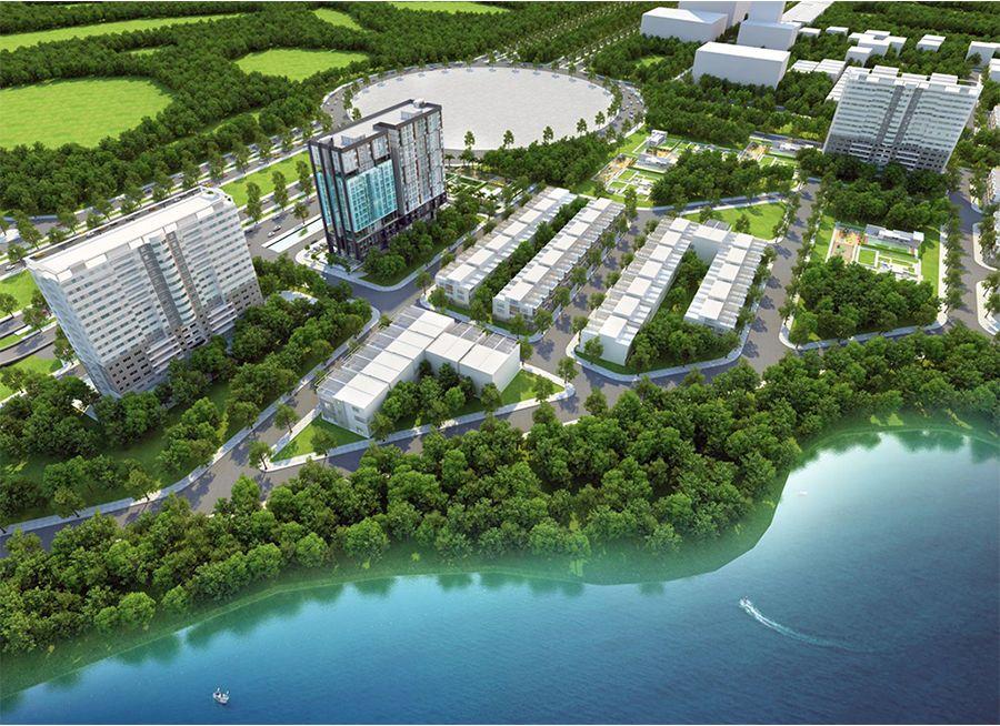 thiết kế dự án căn hộ Calla Garden Bình Chánh