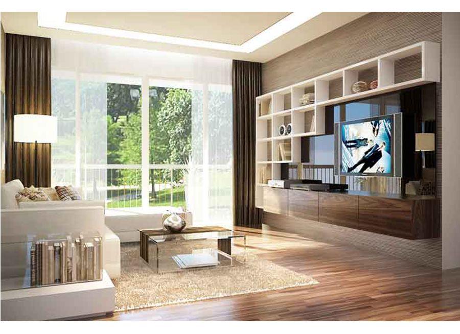 phòng khách khu căn hộ diamond celadon tân phú