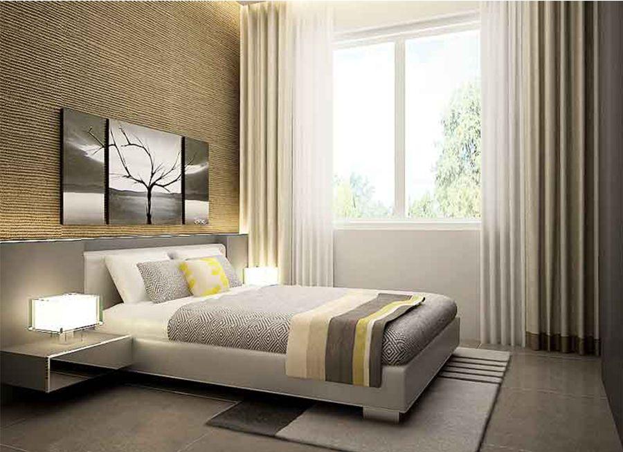 phòng ngủ khu căn hộ diamond celadon tân phú