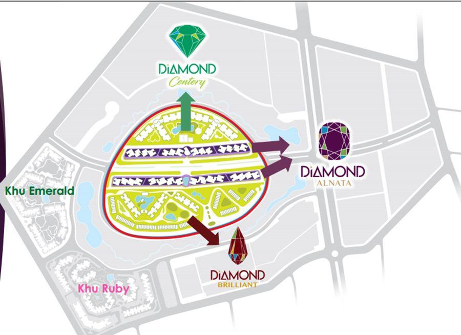 khu căn hộ diamond celadon tân phú