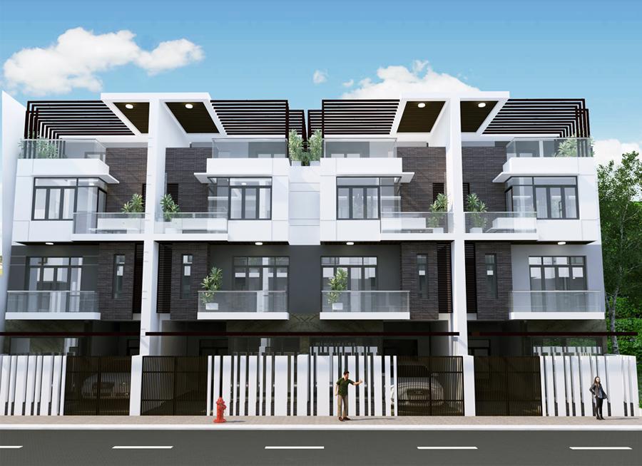 thiết kế hiện đại dự án Thiên Nam Residence quận 12