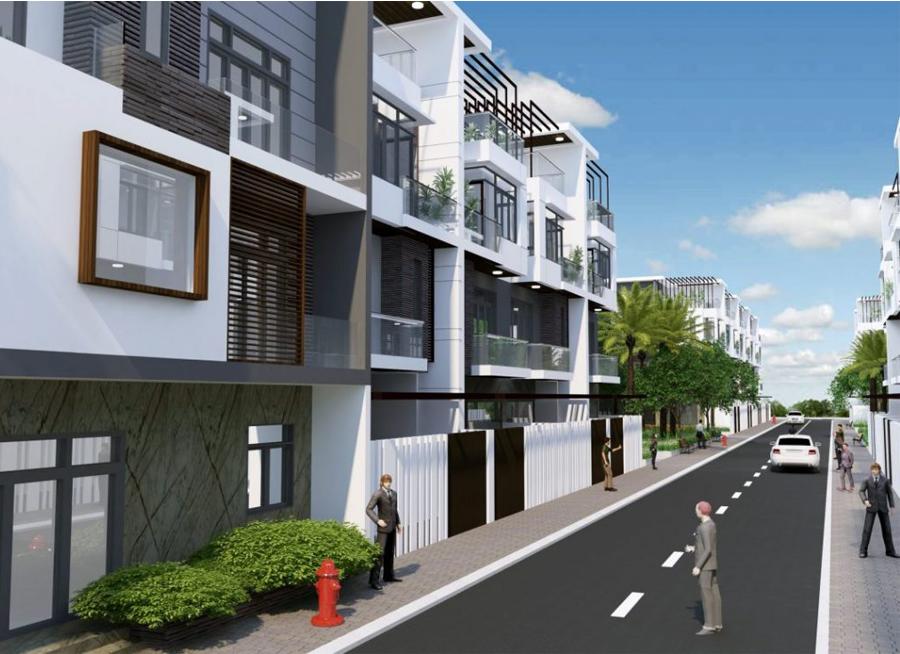 dự án đất nền Thiên Nam Residence
