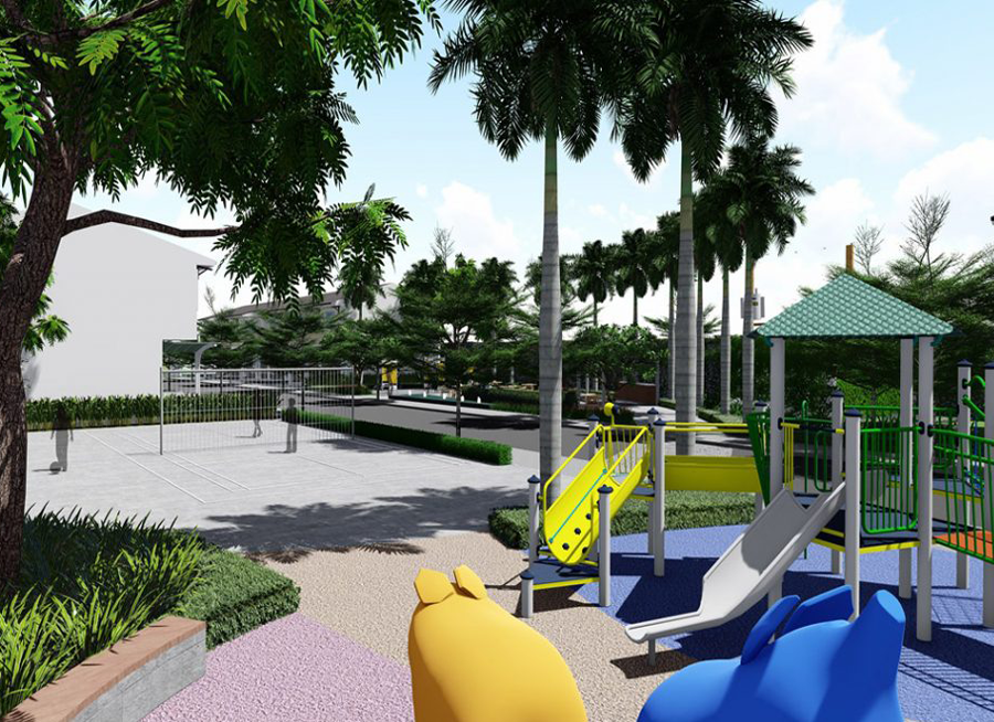 tiện ích dự án Thiên Nam Residence quận 12